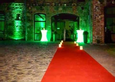 Scheunen Hochzeit im Mühlenhof
