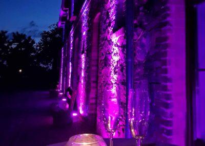 Fest Scheune Mühlenhof -  Romantik an einem lauen Sommerabend
