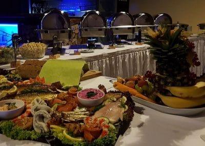 Buffet ca. 30 Personen Geburtstag