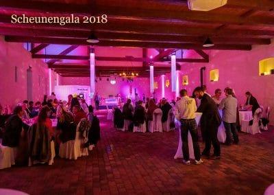 Scheunengala 2018