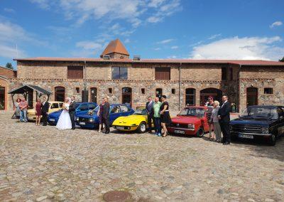 Heiraten mit dem Opelclub