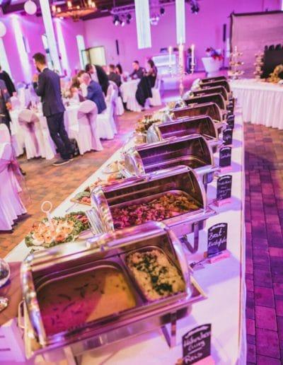 Catering für Hochzeit